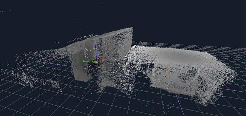 Sweep 3D Lidar Scanner Theory of Operation
