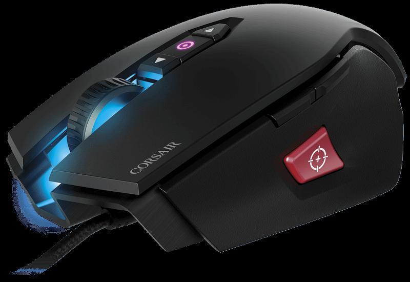 #1.Corsair m65 Pro RGB