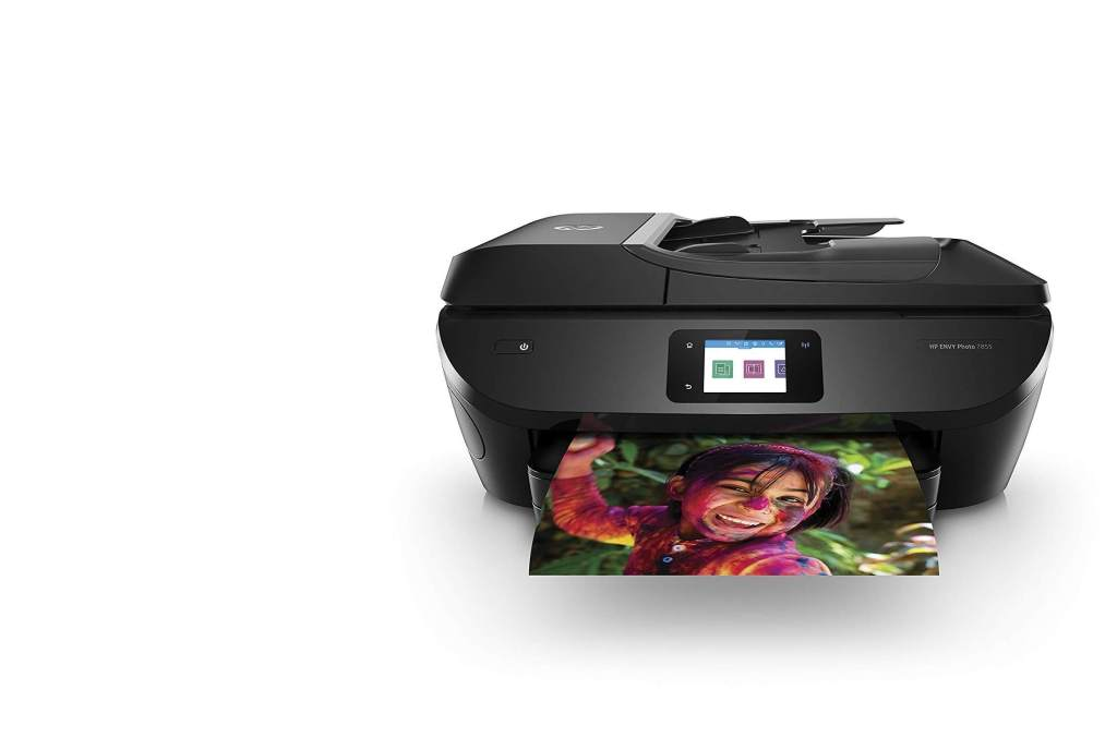 HP ENVY Photo Top Printer for College students