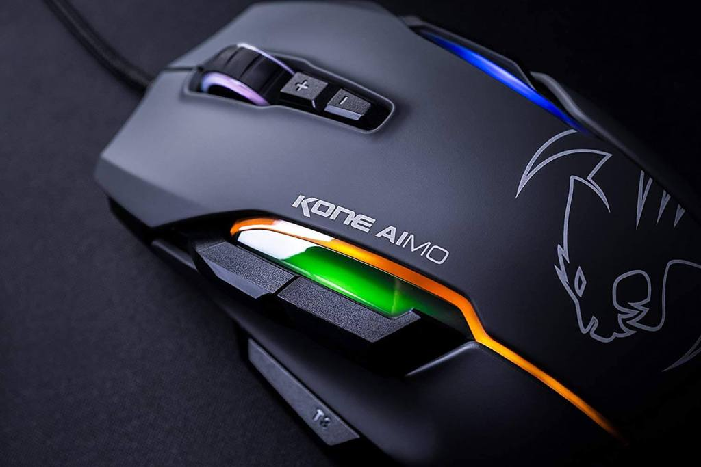 ROCCAT KONE Aimo - Excellent Gaming Mice