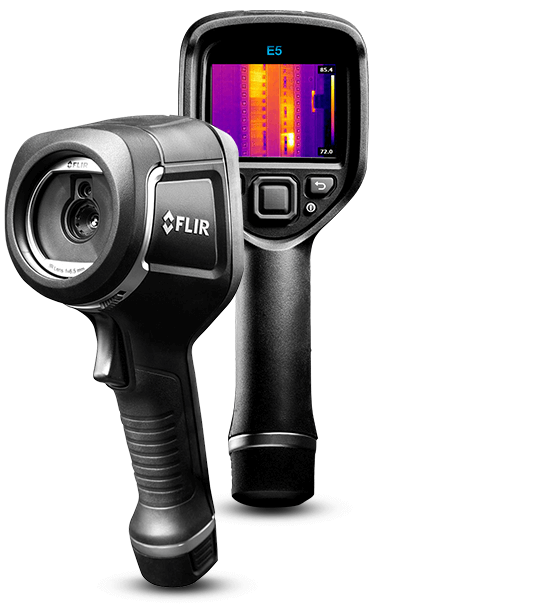 Flir E5 The Powerfull Thermal Imaging Camera for Electronics