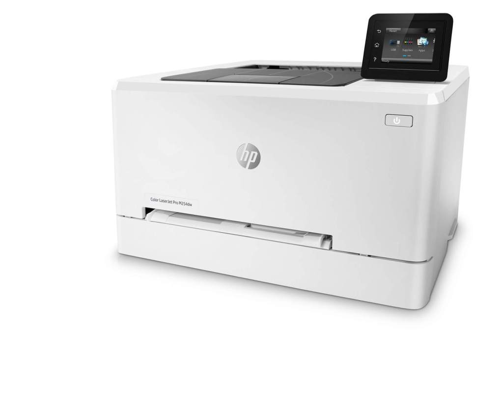 HP LaserJet Pro M254dw Color Laser Printer For College Students