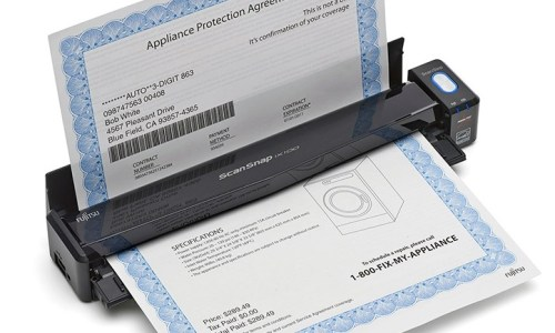 best receipt scanners