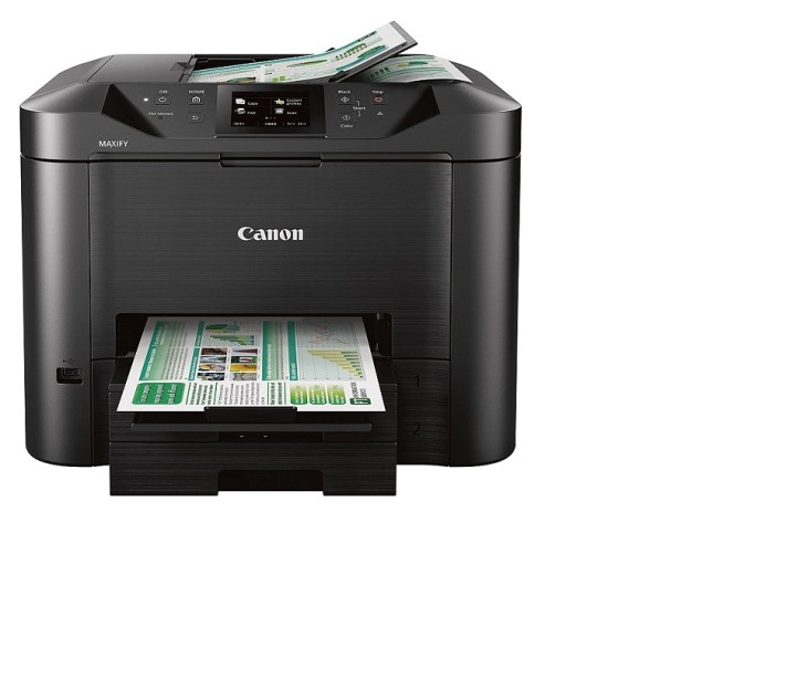 Canon Office and Business MB5420 Wireless All in One Printer 2020