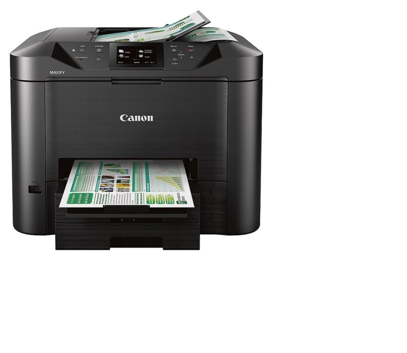 Canon Office and Business MB5420 Wireless All in One Printer