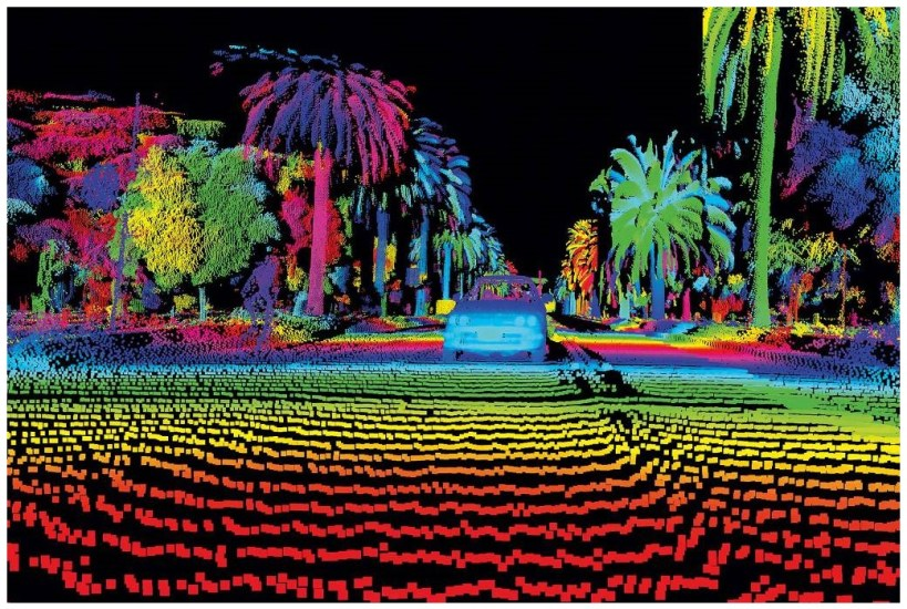 What is LiDAR technology