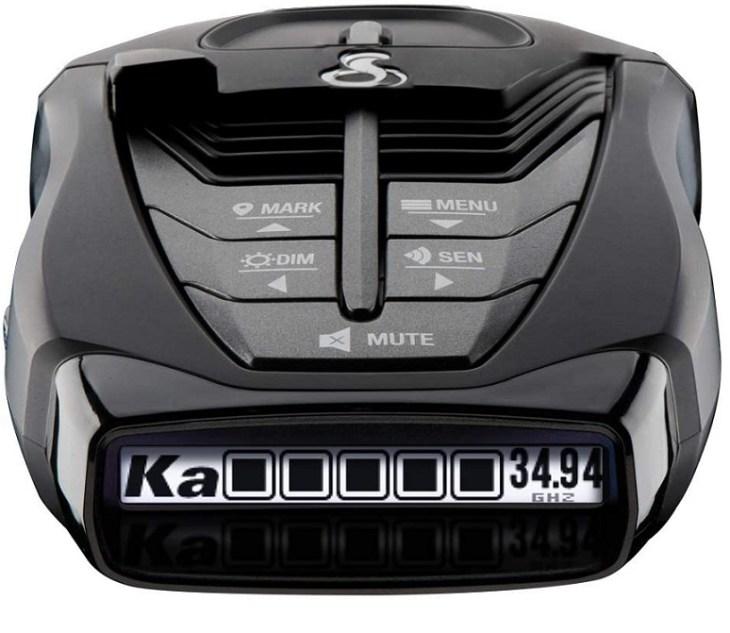 Cobra RAD 480i Laser Radar Detector