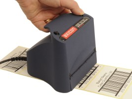 the axicon 6515 is ideal barcode verification of small to medium size linear barcodes