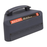 axicon 7015 barcode verifier for outercase and pallet barcode grading
