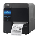 label printing sato cl4nx label printer