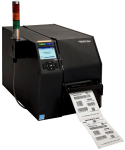 LVS-7510 label inspection with Printronix printer