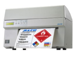 sato m10e label printer ideal for chemical labelling applications