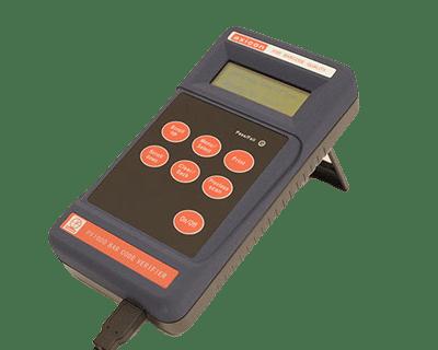 Axicon PV-1072 portable barcode verifier control unit