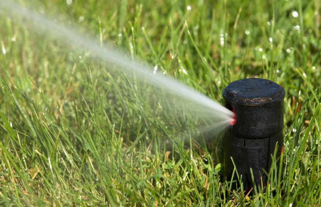 sprinkler system roter