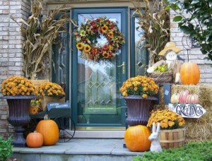 Scape-Abilities offers the colors of the season for your front yard.