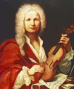 This guy is not Vivaldi!