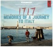 1717. Memories of a Journey to Italy Violin sonatas by Vivaldi, Albinoni, Montanari, Valentini, Fanfani and Pisendel Pre order from September 13th Release September 27th