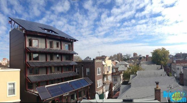 Carbon Negative Homes