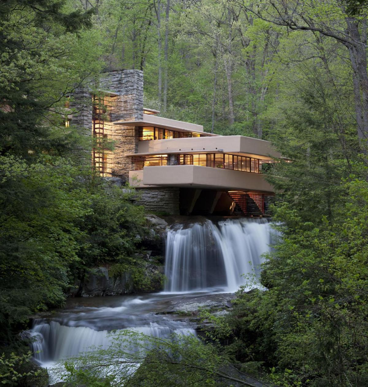 Frank Lloyd Wright, the Father of Architecture