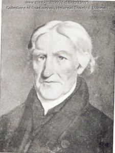 Dr. Robert Southgate, ca. 1830