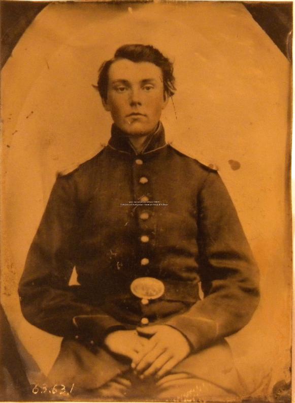 George Merrill, Scarborough, ca. 1863