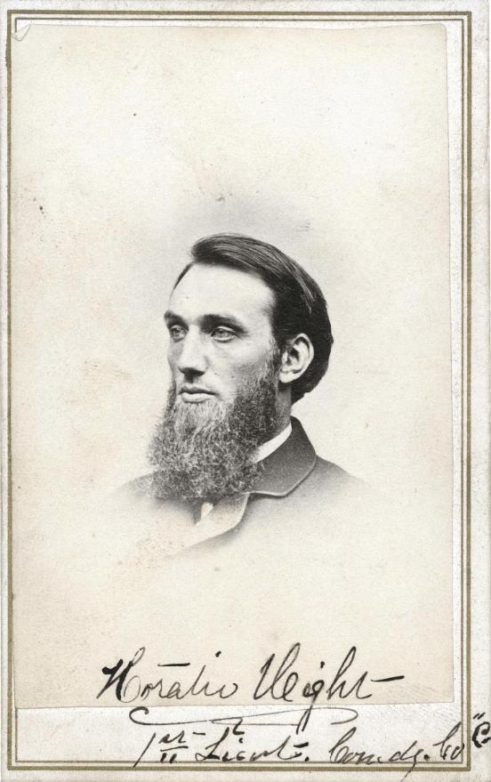 Horatio Hight, Scarborough, ca. 1862