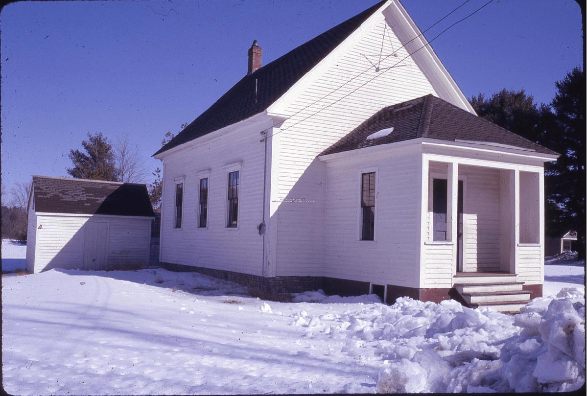 Libby School, ca. 1959