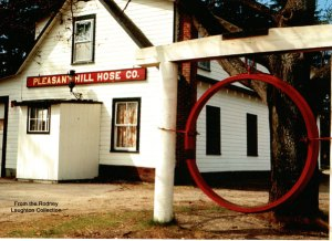 Photo of Pleasant Hill Hose Company building.