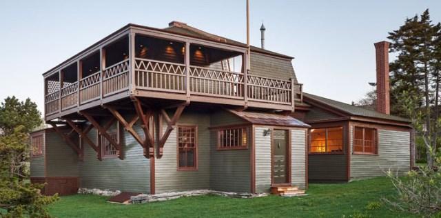 Photo of the Homer Studio