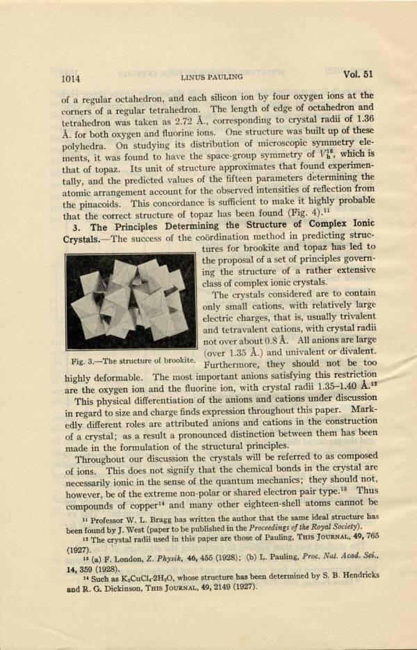 linus pauling general chemistry pdf