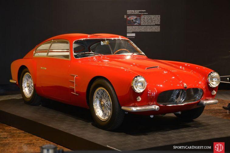 1955 Maserati A6G 2000 Zagato