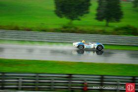 1959 Maserati T61 of Anthony Wang.