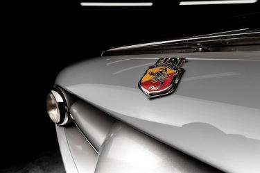 1953 Abarth 1100 Sport by Ghia (photo: Angus McKenzie)