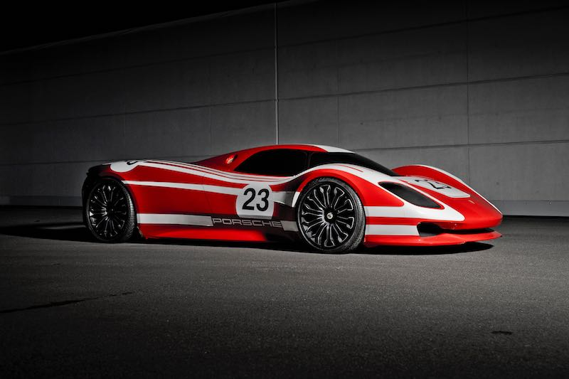 For the first time the Porsche Museum will present a 917 concept study within its special exhibition as homage to the first Le Mans victory of 1970.