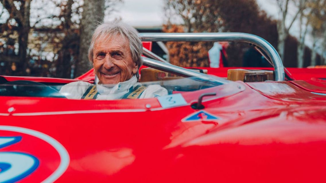 Derek Bell, 77th Goodwood Members Meeting, Great Britain, 2019, Porsche AG