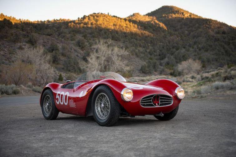1954 Maserati A6GCS, chassis 2078