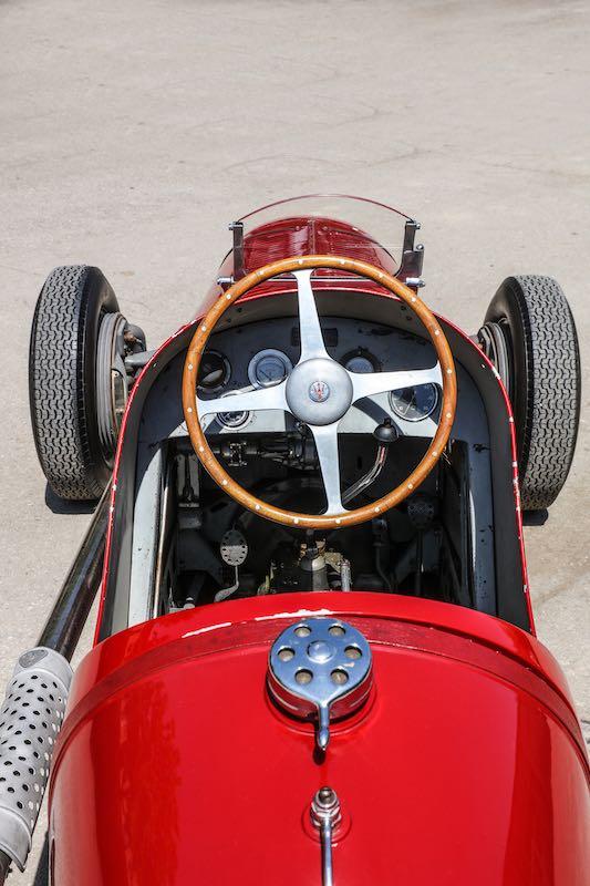1939 Maserati Tipo 6CM