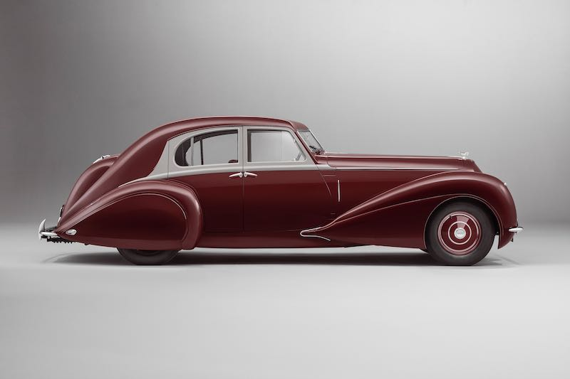 1939 Bentley Corniche recreation