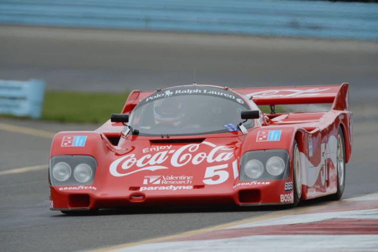 1985 Bob Akin Racing Porsche 962