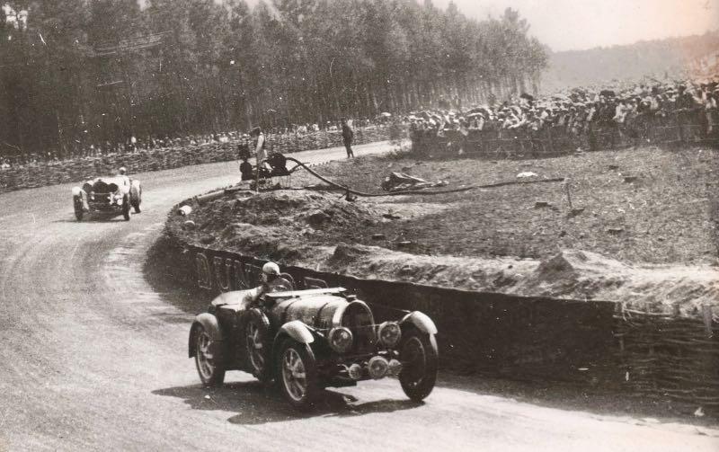 1932 Bugatti Type 55 Le Mans