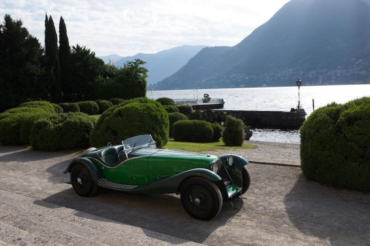 1929 Maserati Tipo V4 (photo: Wouter Melissen)