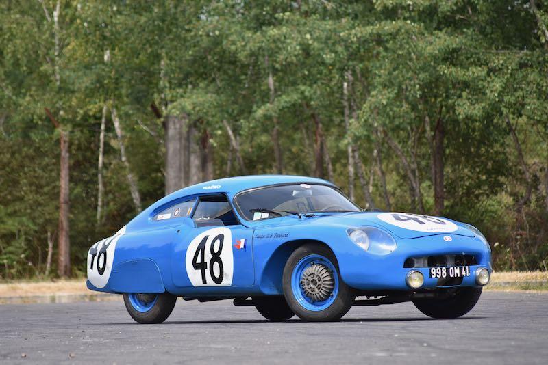 1959 DB HBR4 Le Monstre (photo: Artcurial)