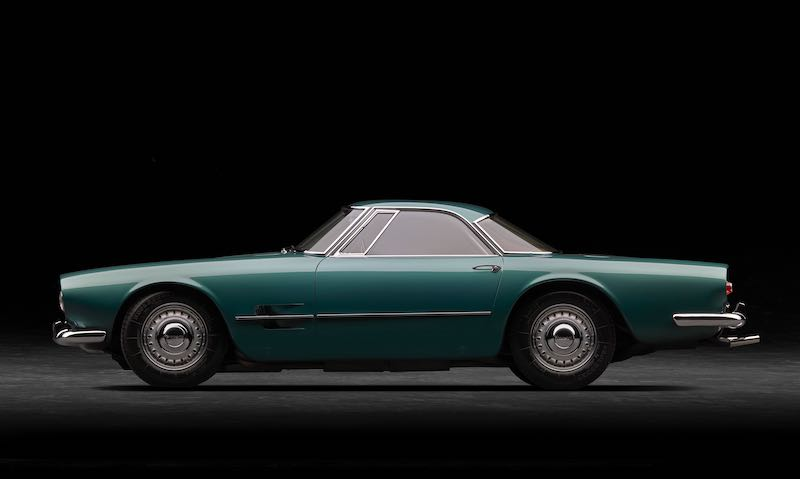 1959 Maserati 5000 GT by Carrozzeria Touring (photo: Michael Furman)