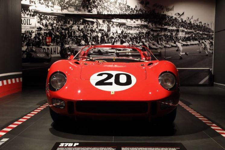 Ferrari 24 Hours Le Mans Exhibit - 5
