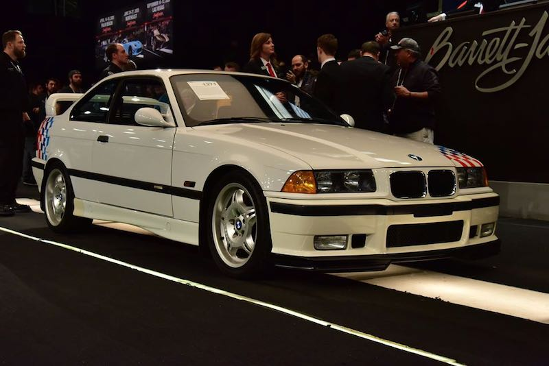 1995 BMW M3 Lightweight from the Paul Walker Collection