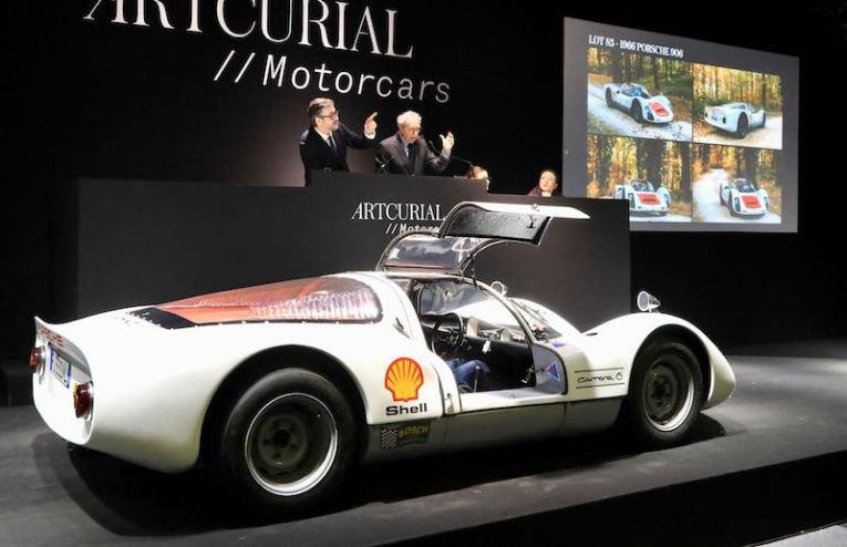 1966 Porsche 906 sold for €1,730,600