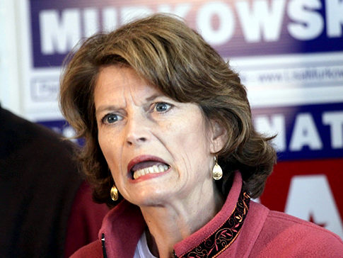 Image result for Lisa Murkowski