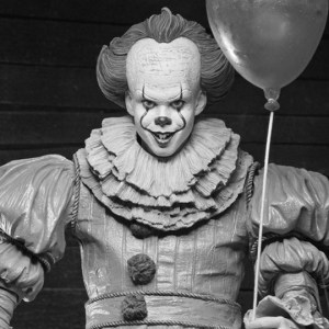 Pennywise at Scarehouse Pinellas Halloween Haunted House, Largo Florida, Tampa Bay
