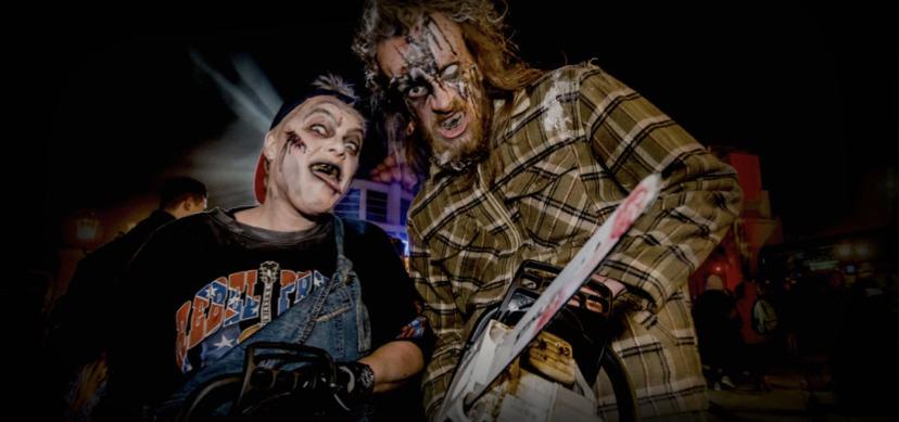 Extra auditie datum voor de Halloween Fright Nights