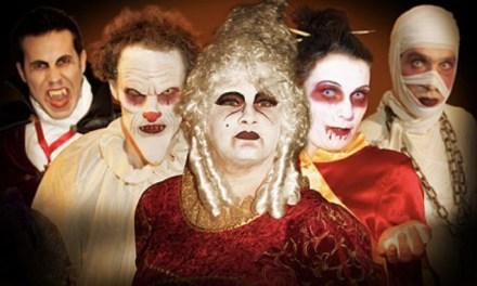 Terug in de tijd naar het Halloween van Attractiepark Toverland in 2011 en 2012